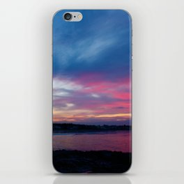 One Morning in Maine iPhone Skin