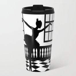 Swan Lake: Odile the Black Swan Travel Mug