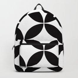 Geometric Pattern #65 (circles) Backpack