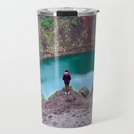 Kerid Crater Travel Mug