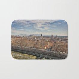 Rome Skyline Bath Mat