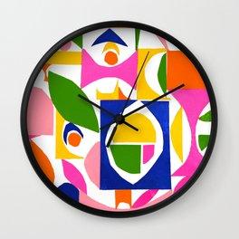 a little light lifting ... Wall Clock
