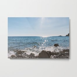 mediterranean sundance Metal Print