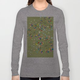 flower / green / color / nature Long Sleeve T-shirt
