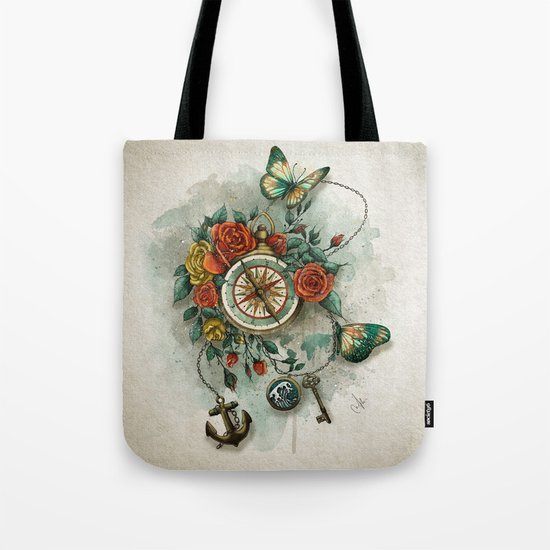 to guide you home Tote Bag