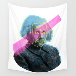 Einstein! Wall Tapestry