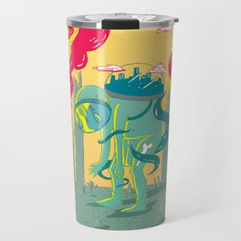 Ser humano Travel Mug