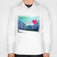 romantic Hoodies featuring ROMANTIC by famenxt