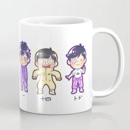 Osomatsu-san Coffee Mug