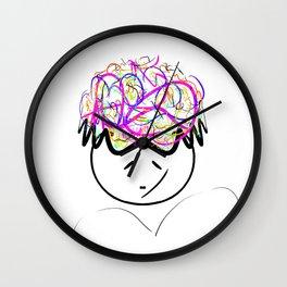 you love me ? Wall Clock