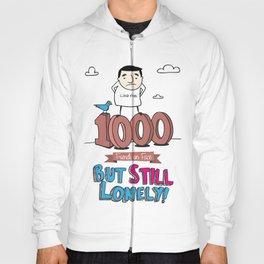 1000 Friends Hoody