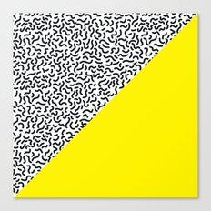 Pop Art Pattern 2 Canvas Print