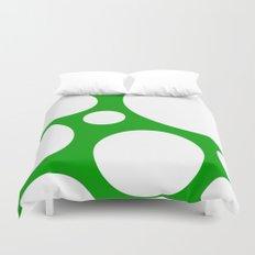 1 - Up Mushroom Duvet Cover