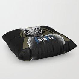 Impossible Astronaut Floor Pillow
