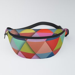 Abstract #274 Fanny Pack