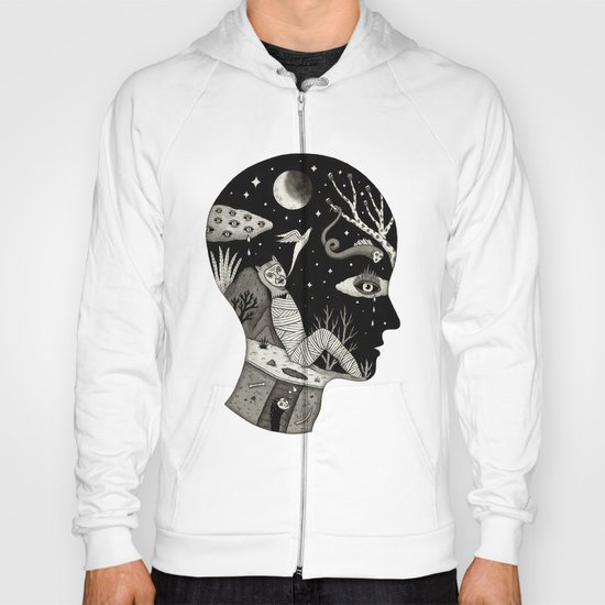 Distorted Recollection of a Dream About Death Hoody