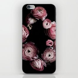 Blooming Geometry 1 iPhone Skin
