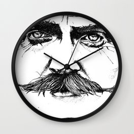 Steady The Buffs Wall Clock