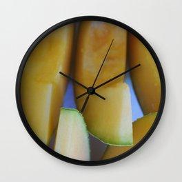 Fruity Arrangement Wall Clock