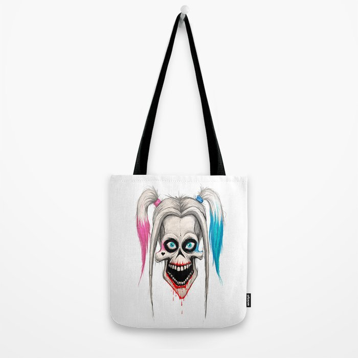 harley quinn Tote Bag