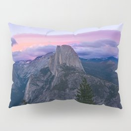 Yosemite National Park at Sunset Pillow Sham