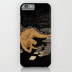 The Book Wyrm iPhone 6s Slim Case