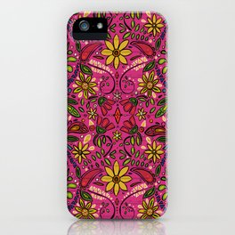 aziza pink iPhone Case