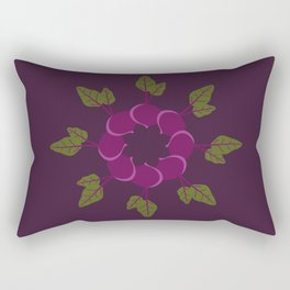 Vegetable Medley Rectangular Pillow