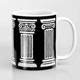 3 Columns Coffee Mug