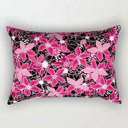 Flower pattern 11 Rectangular Pillow