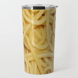 Novelty Spaghetti Pasta Noodles Travel Mug