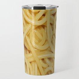 Novelty Spaghetti Pasta Noodles Travel Mug