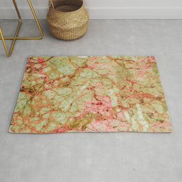 Tropical Marble Rug