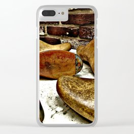 Shoe Maker 2 Photography Clear iPhone Case
