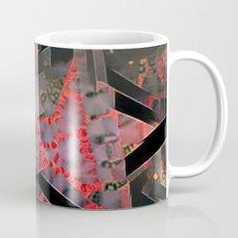 Firy Upward Pattern Coffee Mug