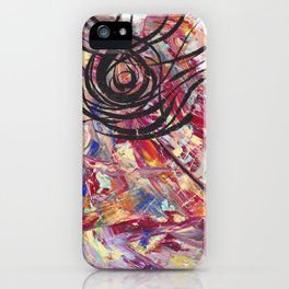 Sin iPhone Case