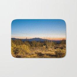 Sonoran Sunrise Bath Mat