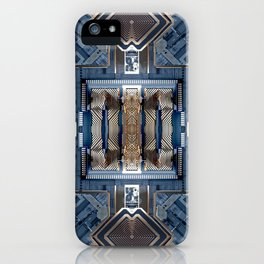 X-CHIP SERIES 02 iPhone Case