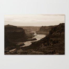 Limits Canvas Print