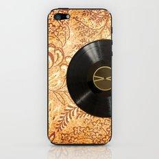 Vinyl on Vinyl iPhone & iPod Skin