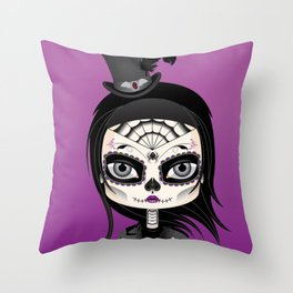 She's In Parties Throw Pillow