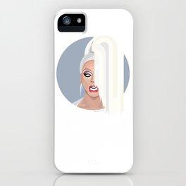 Humble Gal iPhone Case