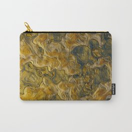 Abstract Studio 5 Carry-All Pouch