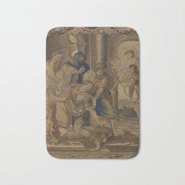 The Death of Achilles Bath Mat
