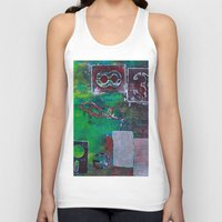 infinite Tank Tops featuring Infinite by Cifertherhyme
