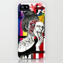 Selfie iPhone Case