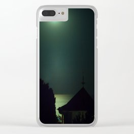 Southern night Clear iPhone Case