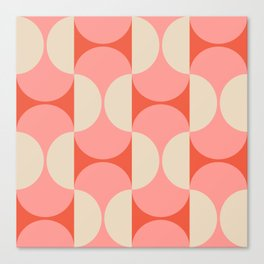 Capsule Modern Canvas Print