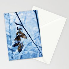 A little colour remains Stationery Cards