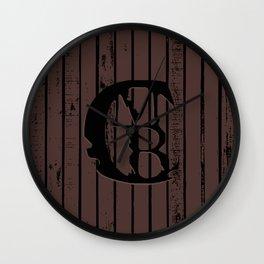 CMB Publishing Logo Wall Clock